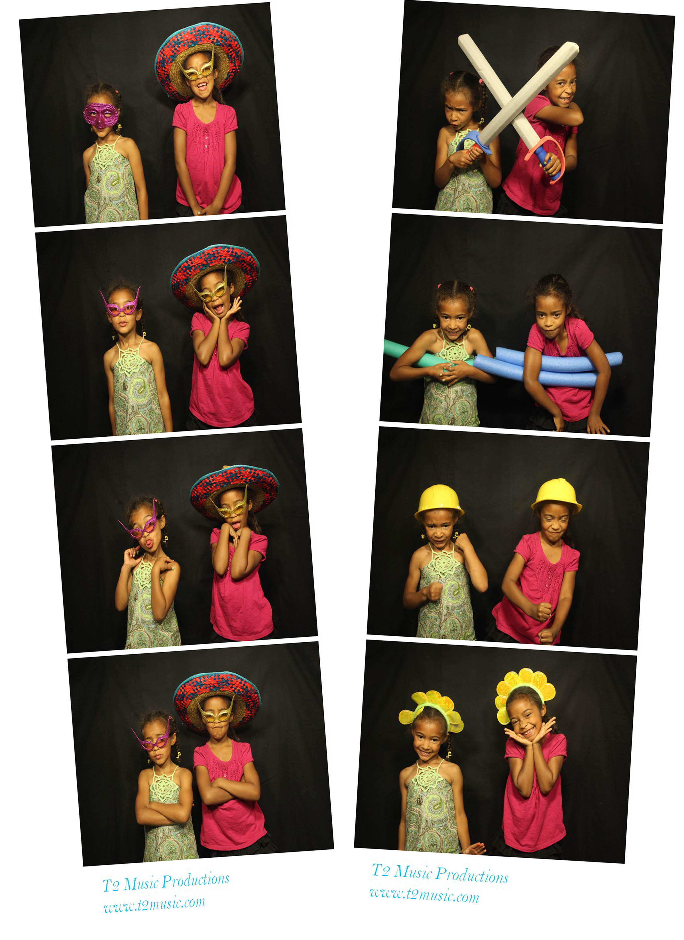 T2 Photo Booth